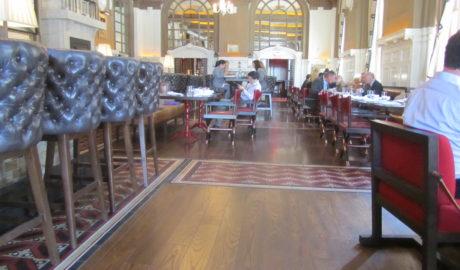 Thermory Jaseň Podlahové drevo Salsa 18x150mm. Boston, USA