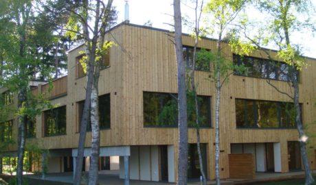 Thermory Borovica Obkladové drevo 20x140mm (profil C1). Estónsko