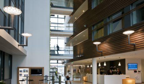 Thermory Jaseň terasová doska použitá ako obkladové drevo: 20x112mm, profil D4. Nórsko