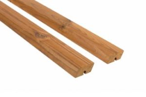 Thermory PaC-System® Obkladové Drevo