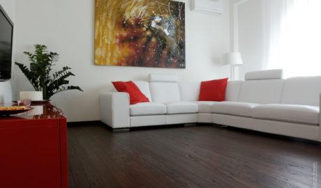 Thermory Jaseň intense modifikovaná pevná podlaha Tango 15x130mm (brúsený). Taliansko