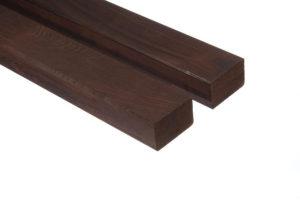 Tepelne upravené drevo (Thermory) - konštrukčný materiál